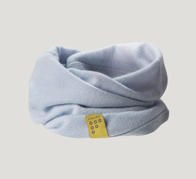Findra Betty Neck Warmer Blue Grey