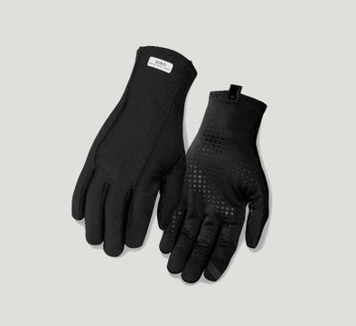 Giro Westerly merino wool cycling gloves.