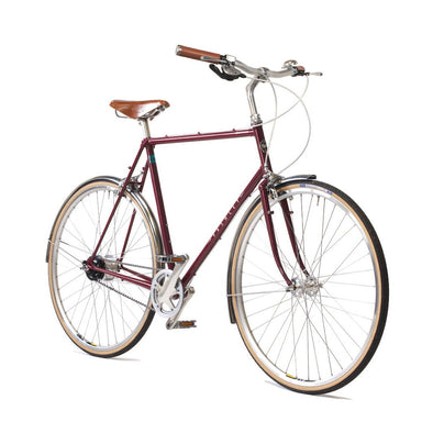 Pashley Countryman Burgundy