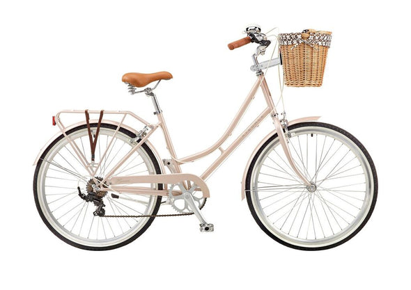 "Ladies classic bicycle low step through 26"" wheels"