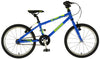 "Squish 18"" lightweight kids bike for taller children 4 years and above."