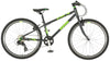 "Squish 24"" lightweight kids bike in grey/green for 8 years and above"