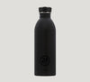 24 Bottles Urban stainless steel. Black