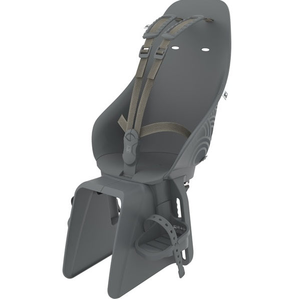 Urban Iki Rear Child Seat. Frame mount. Black.