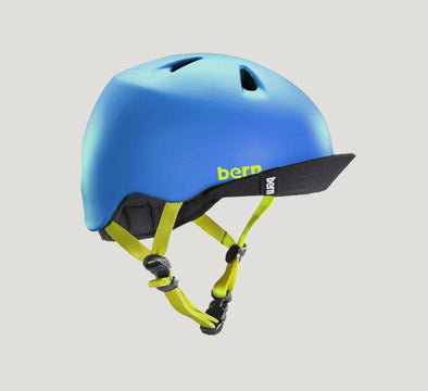 Bern Nino kids bike helmet