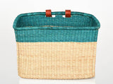 Ashan Ghanaian bike basket - The basket Room