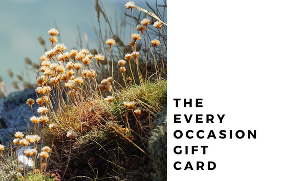 The Every Occasion Gift Card