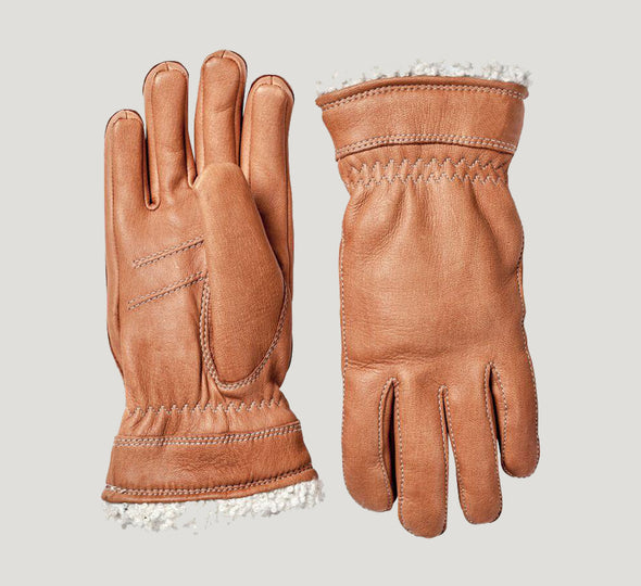 Hestra Deerskin Gloves - women