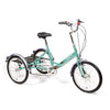 Pashley tricycle tri 1 folding mint green