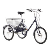 Pashley cycles picador tricycle blue