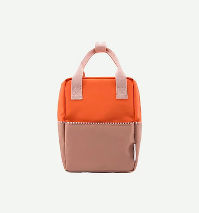 Sticky Lemon Small Colour Block Backpack