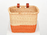 Atia Ghanaian bike basket - The Basket Room