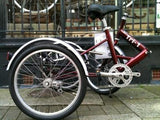 PASHLEY TRI 1 TRICYCLE Fold Up