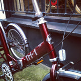 PASHLEY Side angle Red TRI 1 TRICYCLE