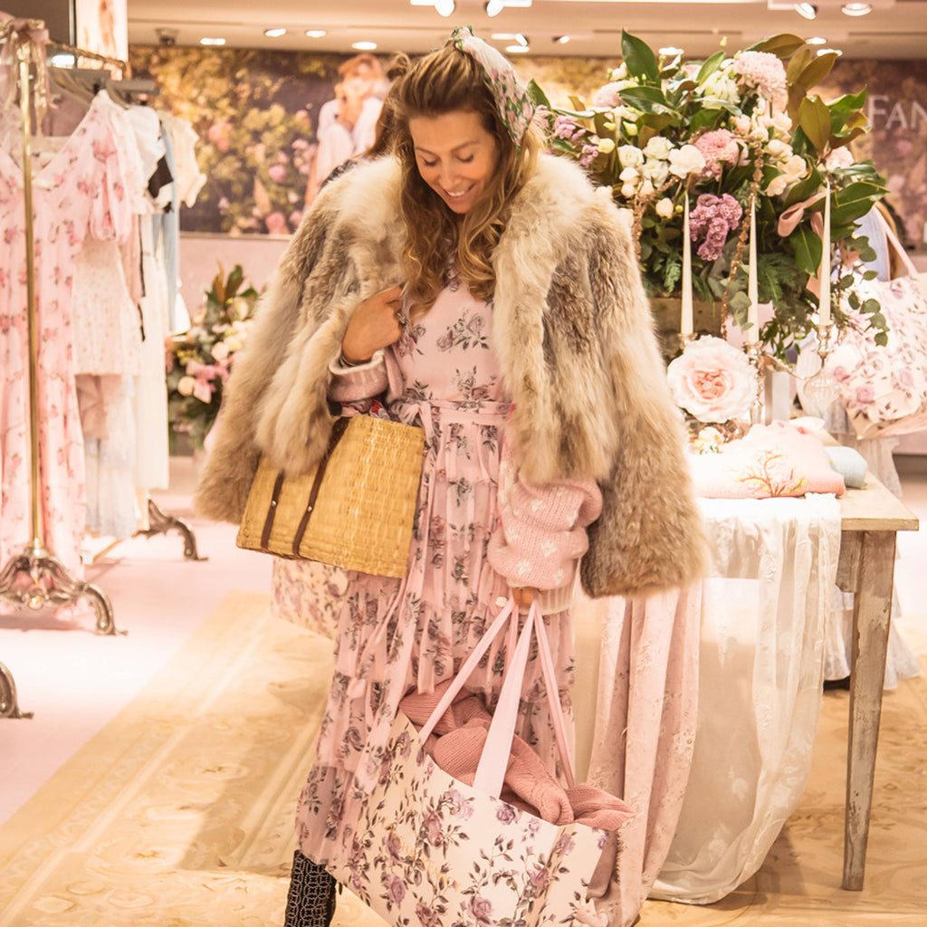 Our Harrods Pop-Up, London: A Dream Come True