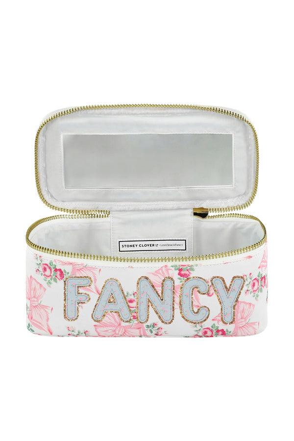 LSF x Stoney Clover Fancy Open Top Pouch With Mirror