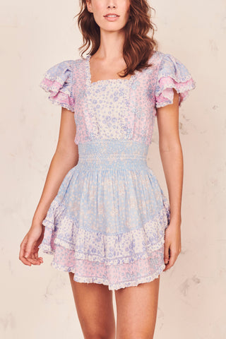 Stanton Mini Dress