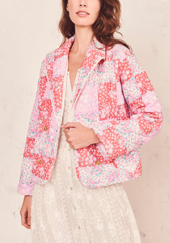 Jolyn Quilted Jacket