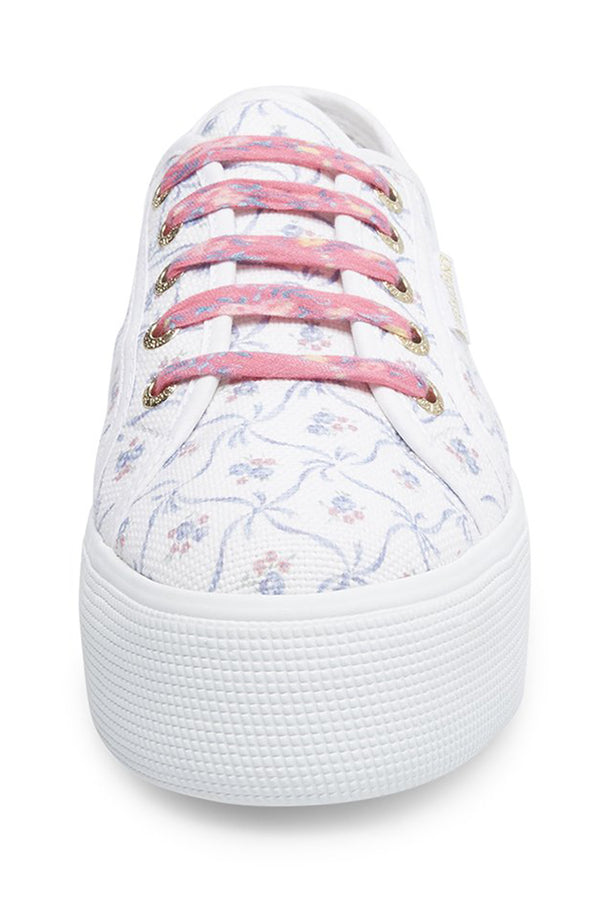 Superga x LoveShackFancy Women's Platform Sneaker