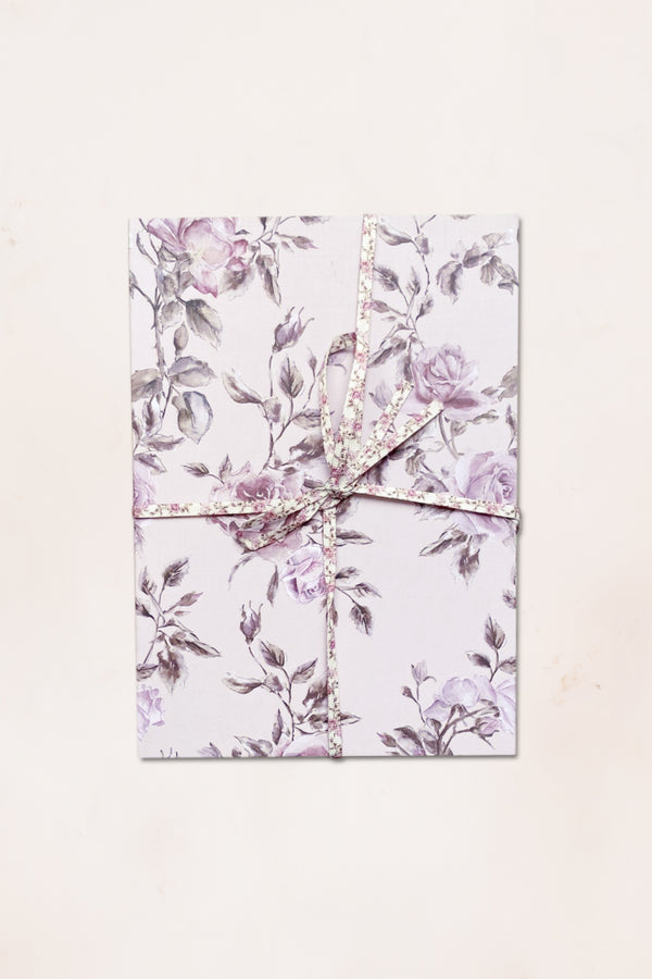 Floral Print Notebooks