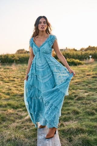 Xena Gown