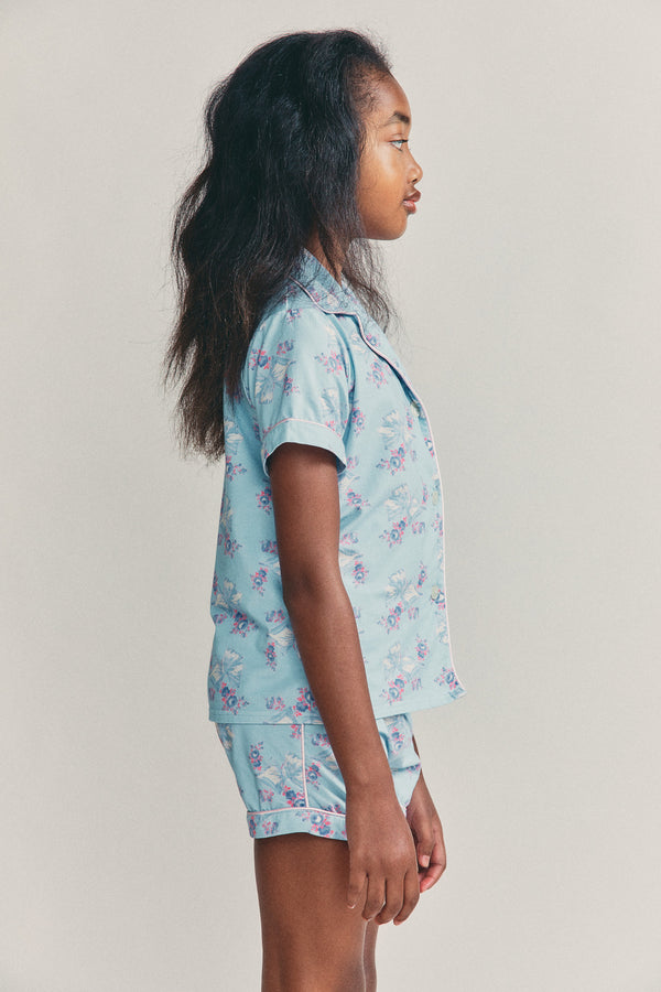 LoveShackFancy x Morgan Lane Girls Rosie Pj Set