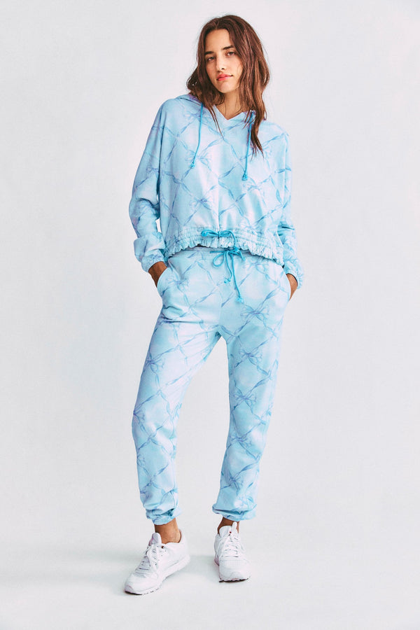 LoveShackFancy X Beach Riot Banded Sweatpant