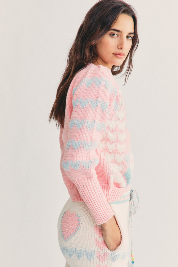 Gizela Pullover Sweater