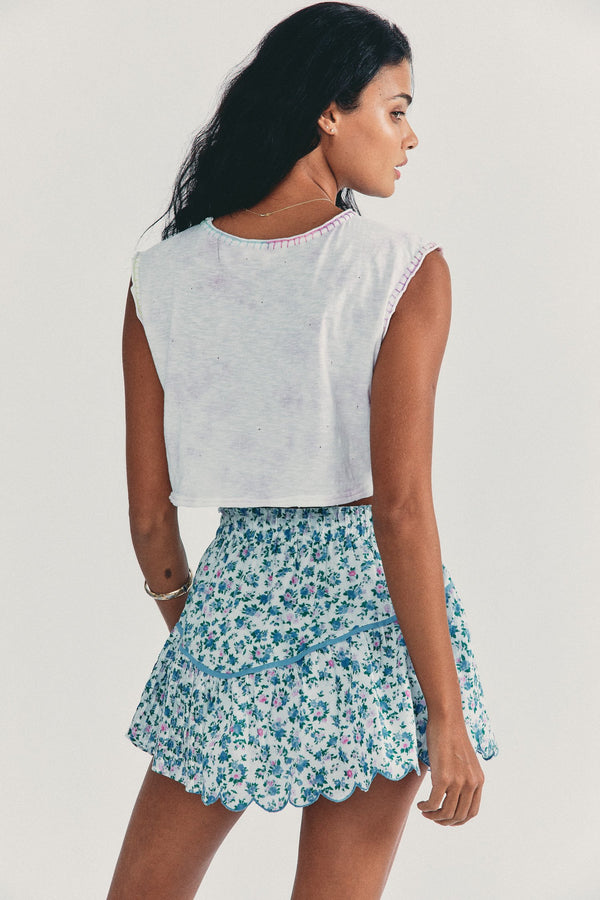 Memphis Mini Skirt