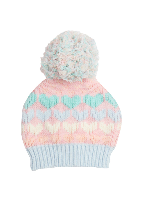 Hastings Pompom Hat