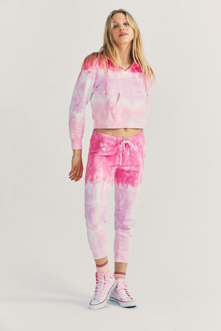 Etty Cropped Jogger Pant
