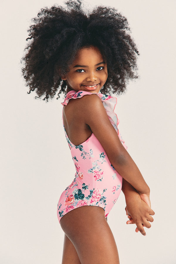 Girls Ebro Swimsuit