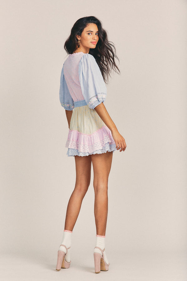 Adley Mini Dress