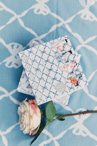 LSF x Stripe & Stare Blooming Heirloom Underwear Box