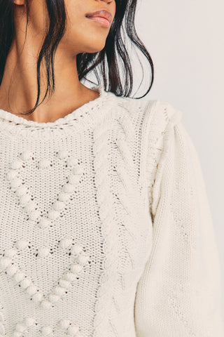 Calantha Pullover Sweater