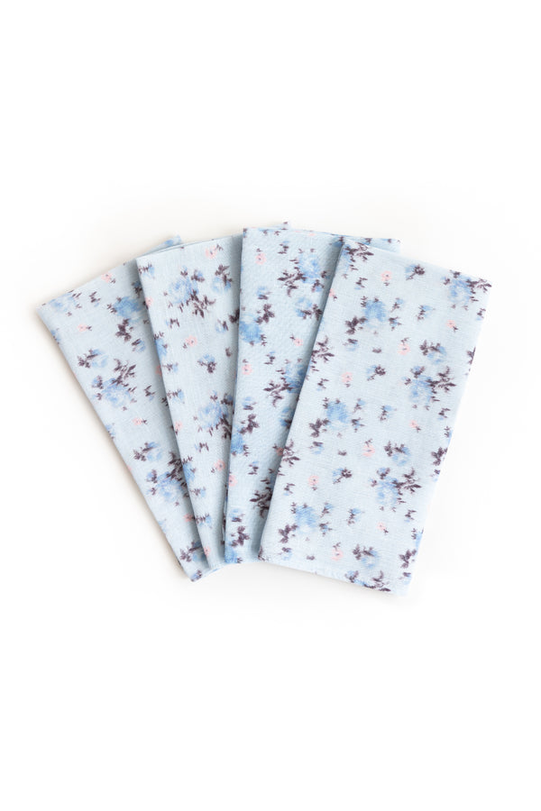 Mystical Blue Napkin Set