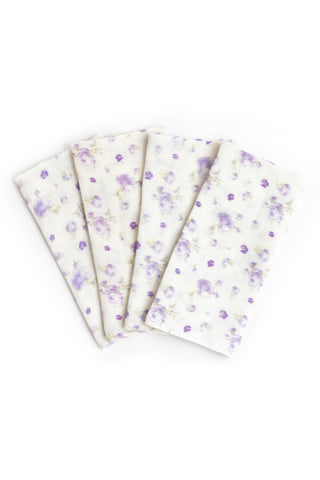 Lilac Kisses Napkin Set