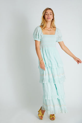 Capella Tiered Maxi Dress
