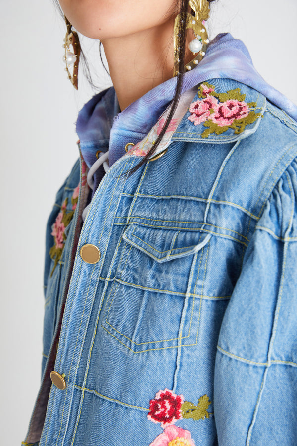 Devia Denim Jacket