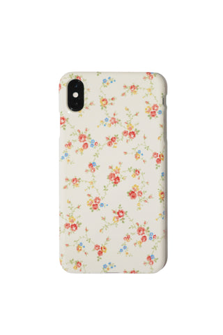 LoveShackFancy x Minnie and Emma iPhone Xs Max Case