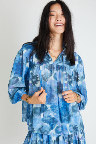 Gamela Silk Blouse