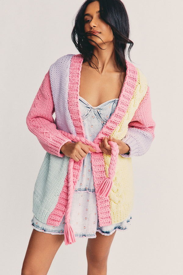 Horatio Oversized Cardigan