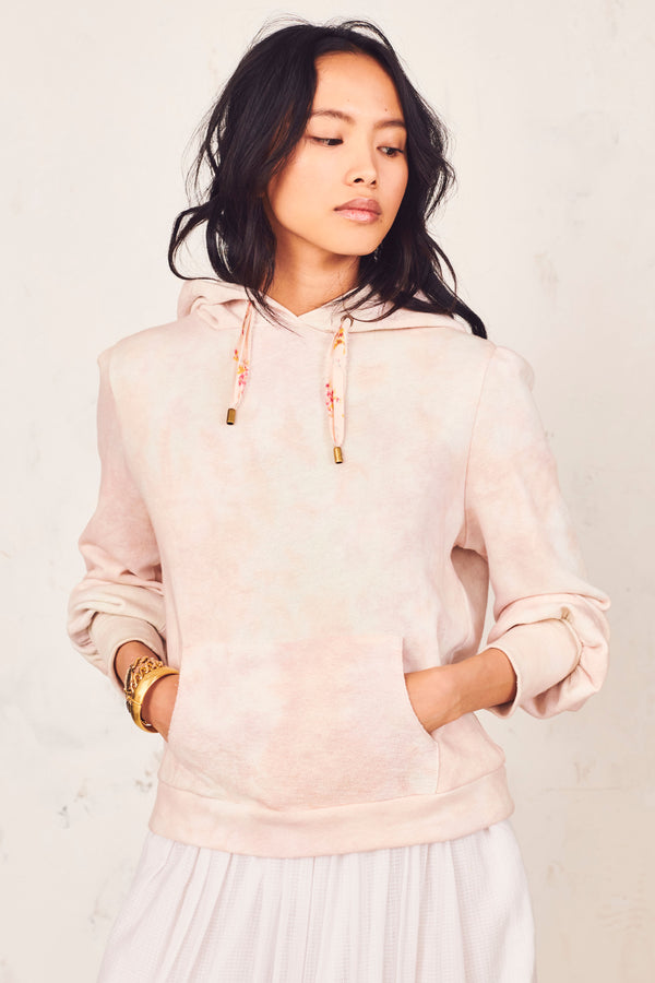 Linette Hooded Sweatshirt