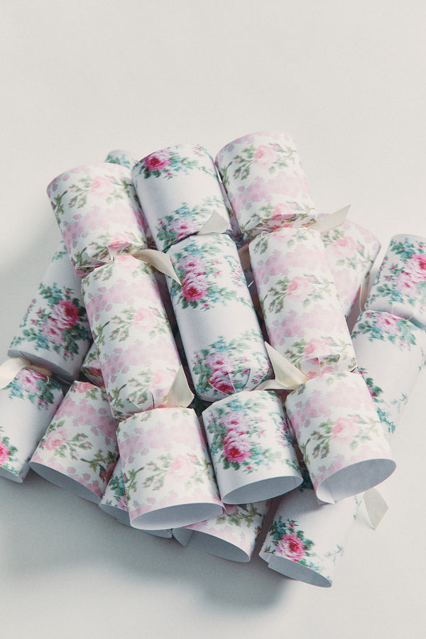 Blooming Heirloom Party Cracker Set of 4