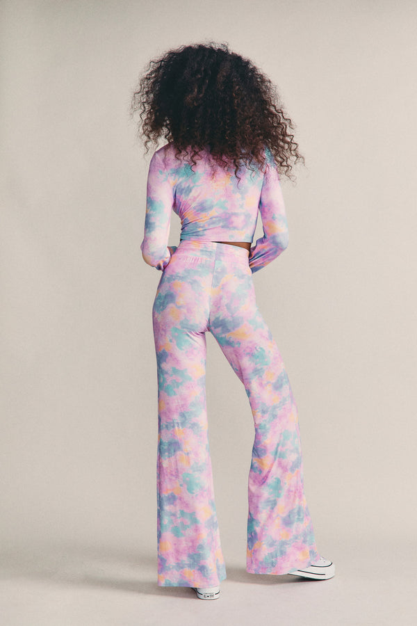 LoveShackFancy X Beach Riot Riot Lounge Pant