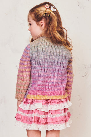 Mini Angel Cardigan