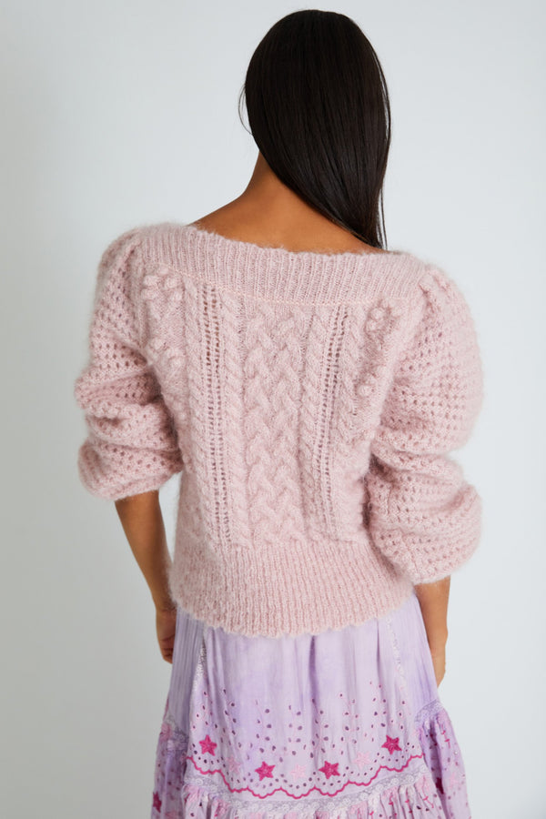 Vyoma Pullover Sweater