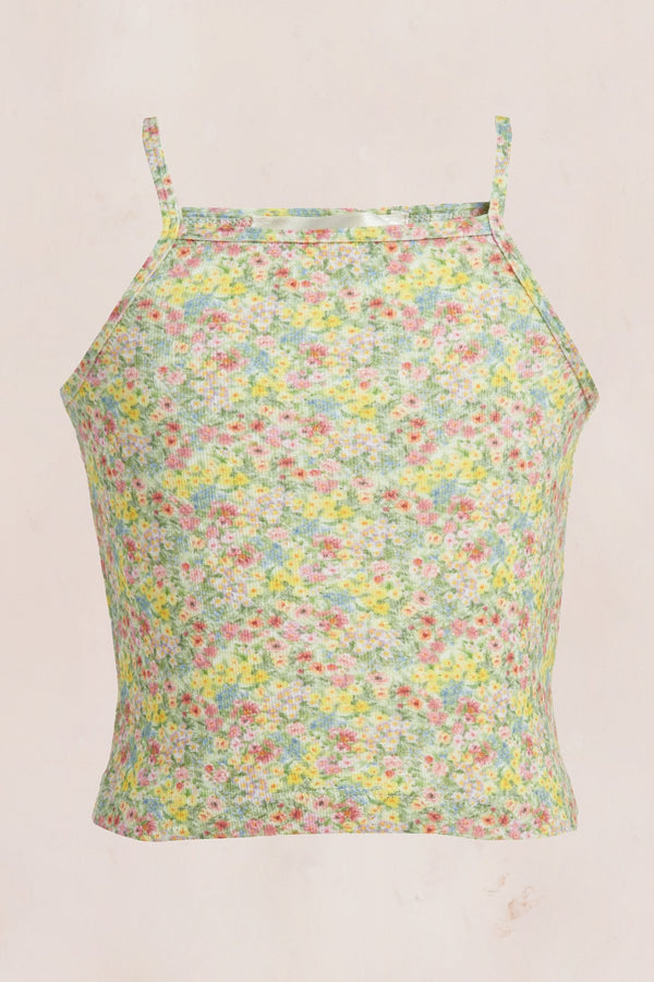 Girls Weaver Tank