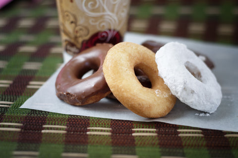 Donut Mix, Old Fashioned
