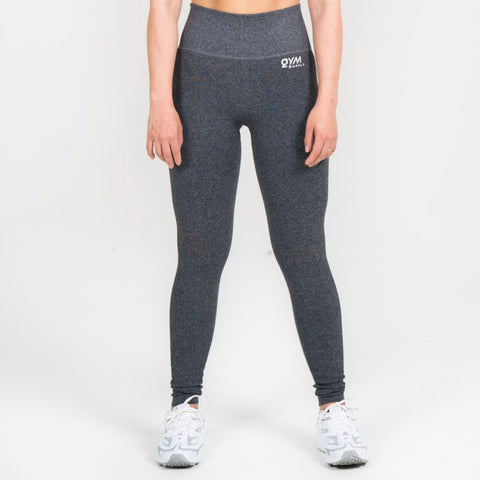 Pulse Seamless Legging - Dark Grey - Gymsupply